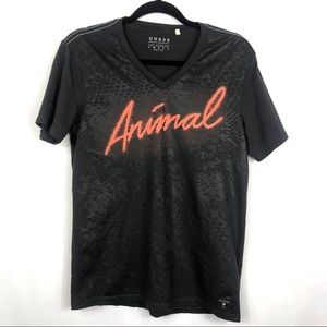 Guess Men's Graphic Animal T-Shirt Size Small